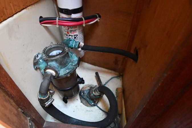 1984 SEA SPRITE BOATS 34 Sloop 2664917