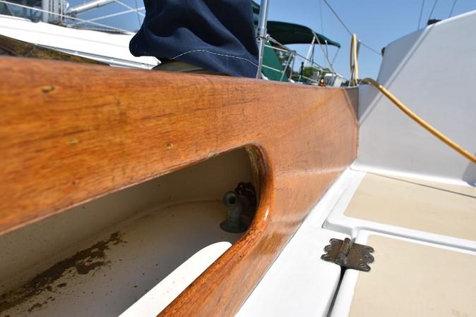 1984 SEA SPRITE BOATS 34 Sloop 2664920