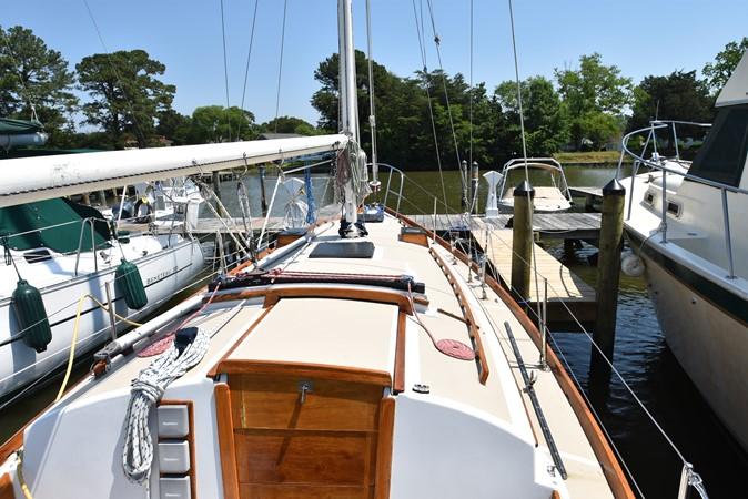 1984 SEA SPRITE BOATS 34 Sloop 2664921