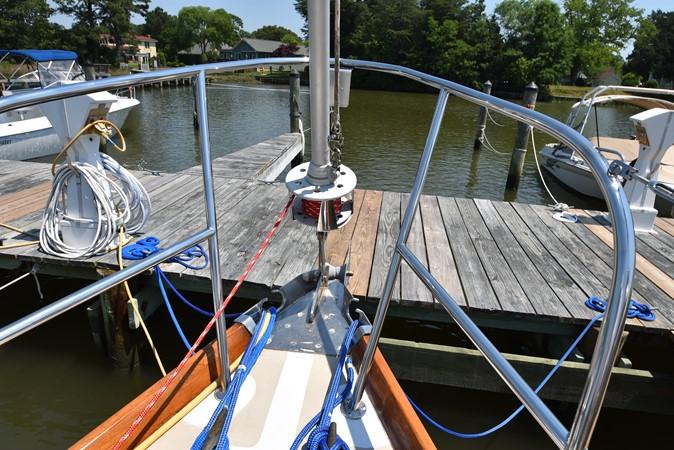 1984 SEA SPRITE BOATS 34 Sloop 2664925