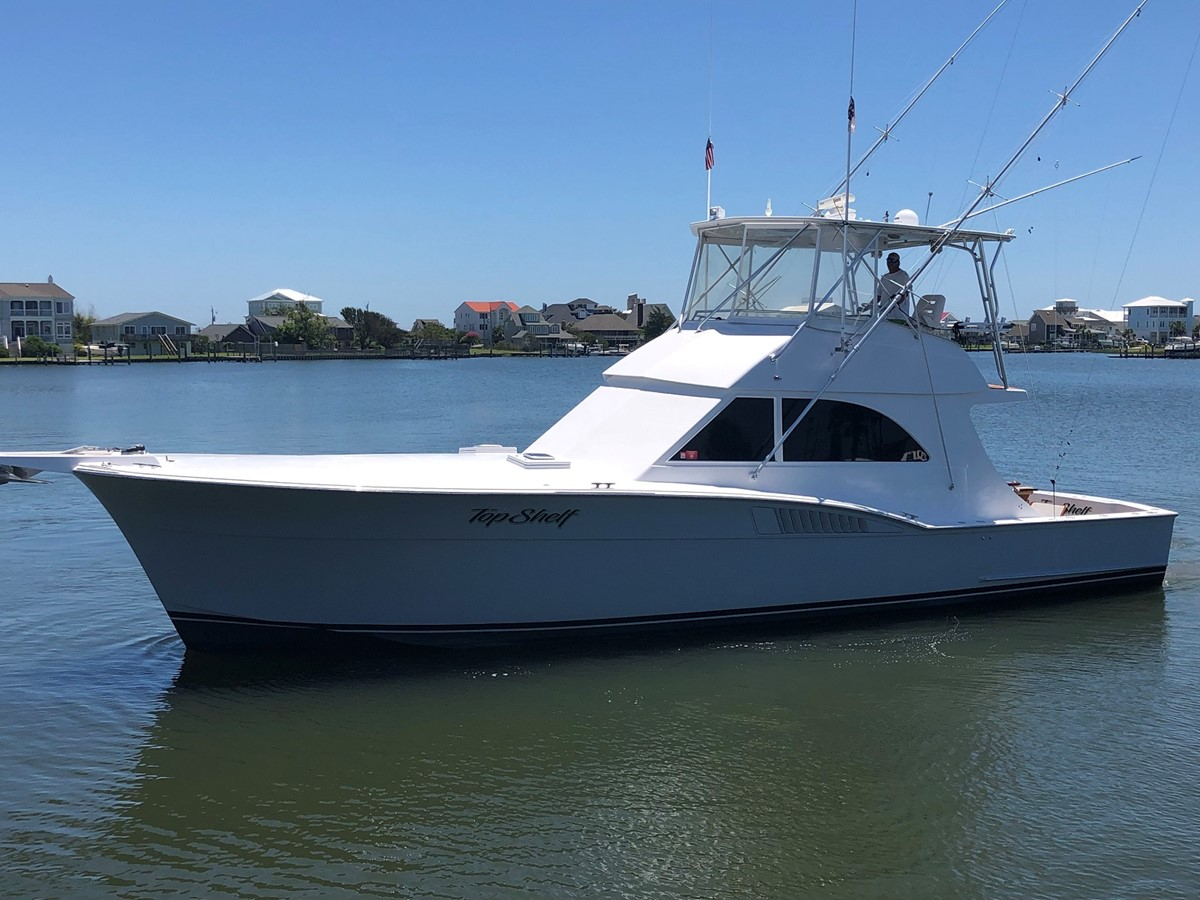 1979 46 Hatteras Sportfish - 46 HATTERAS For Sale