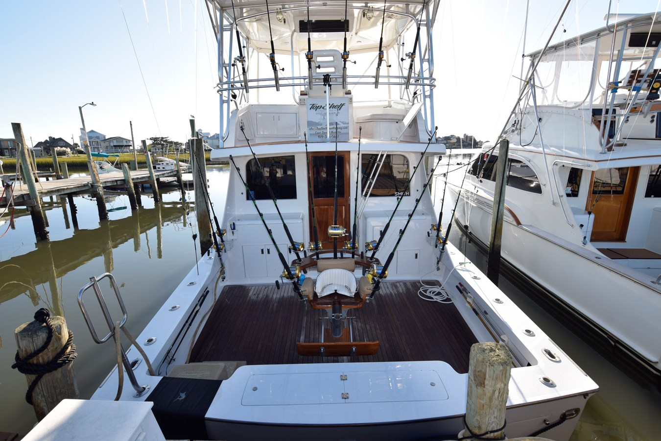 2 - 46 HATTERAS For Sale