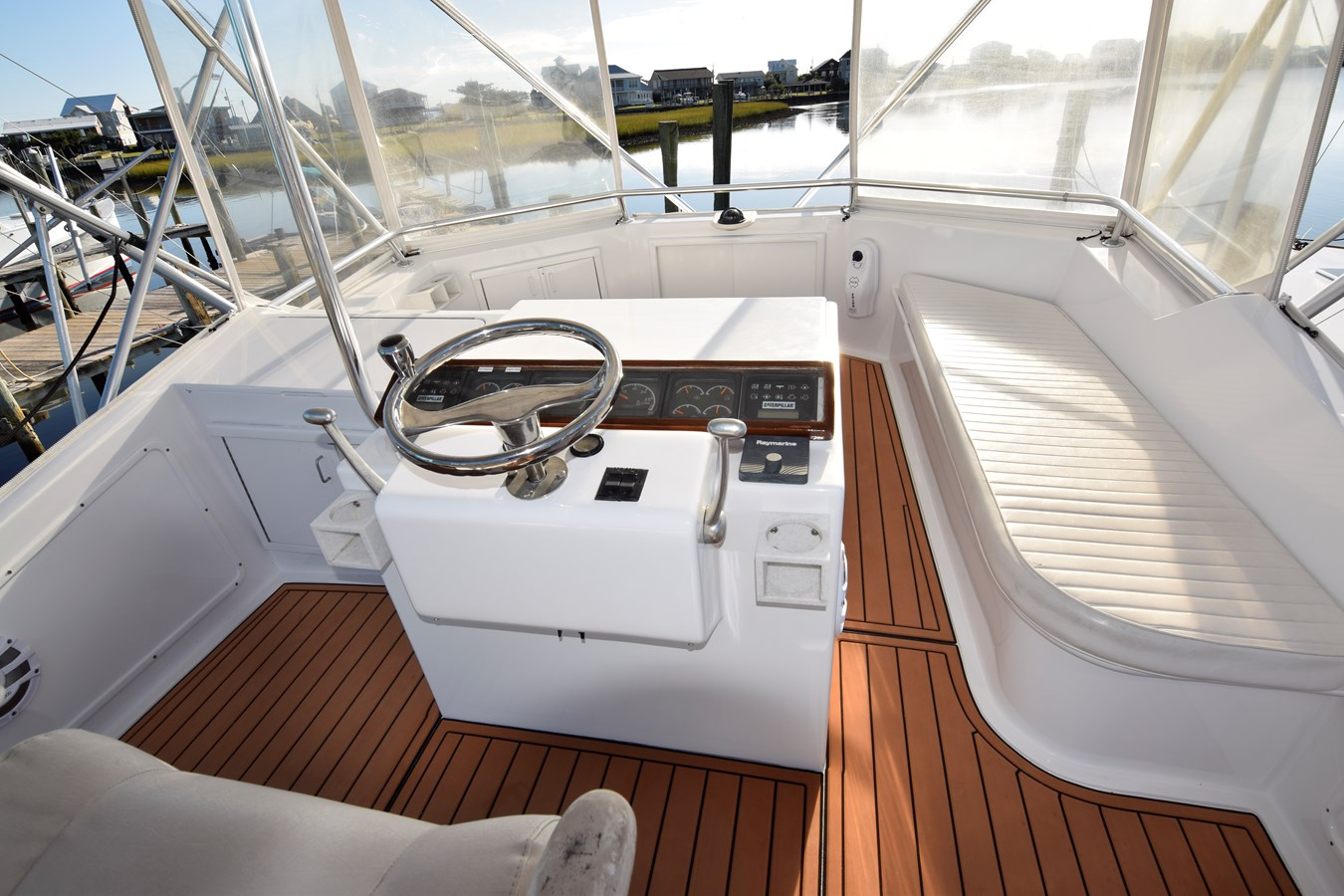 3 - 46 HATTERAS For Sale