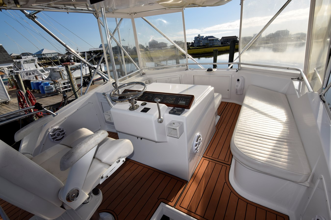 4 - 46 HATTERAS For Sale