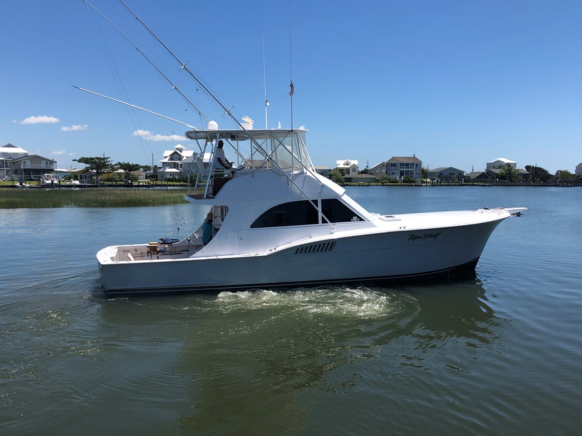6 - 46 HATTERAS For Sale