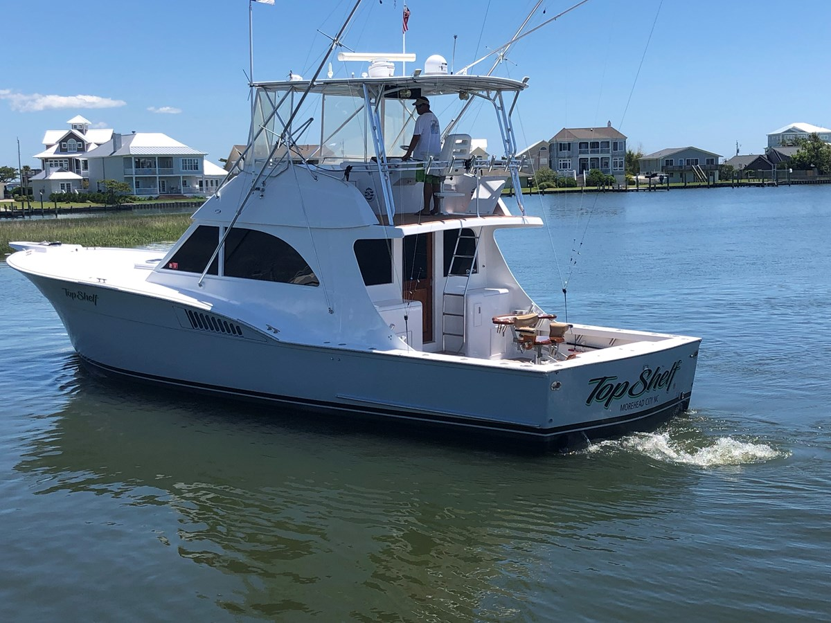 7 - 46 HATTERAS For Sale