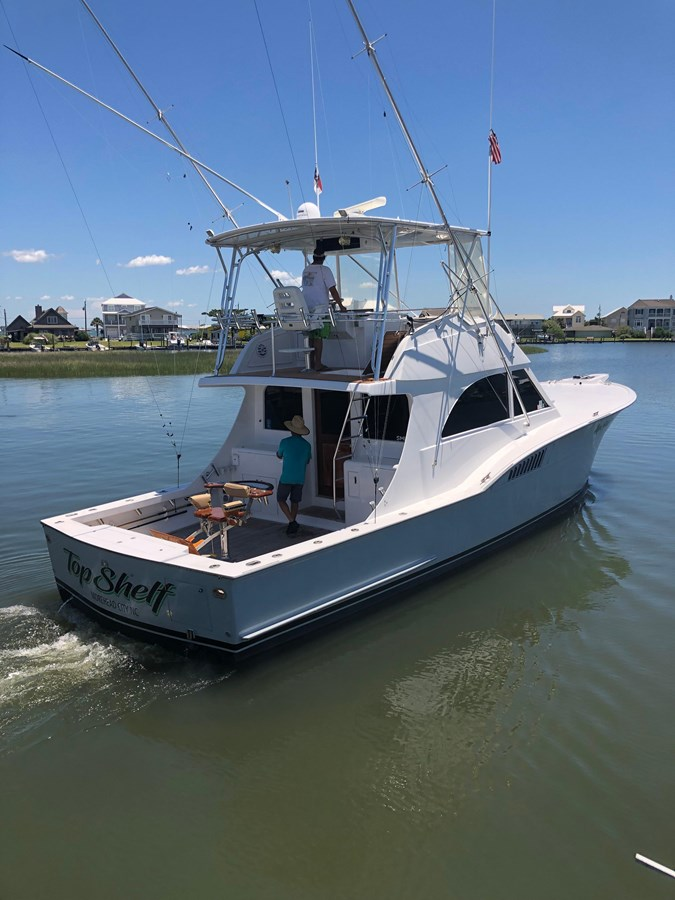 8 - 46 HATTERAS For Sale