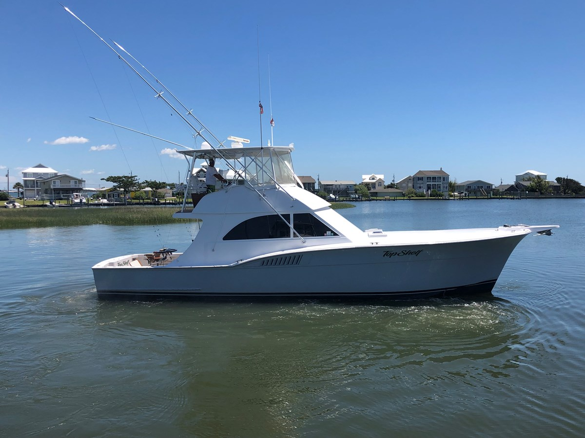 10 - 46 HATTERAS For Sale