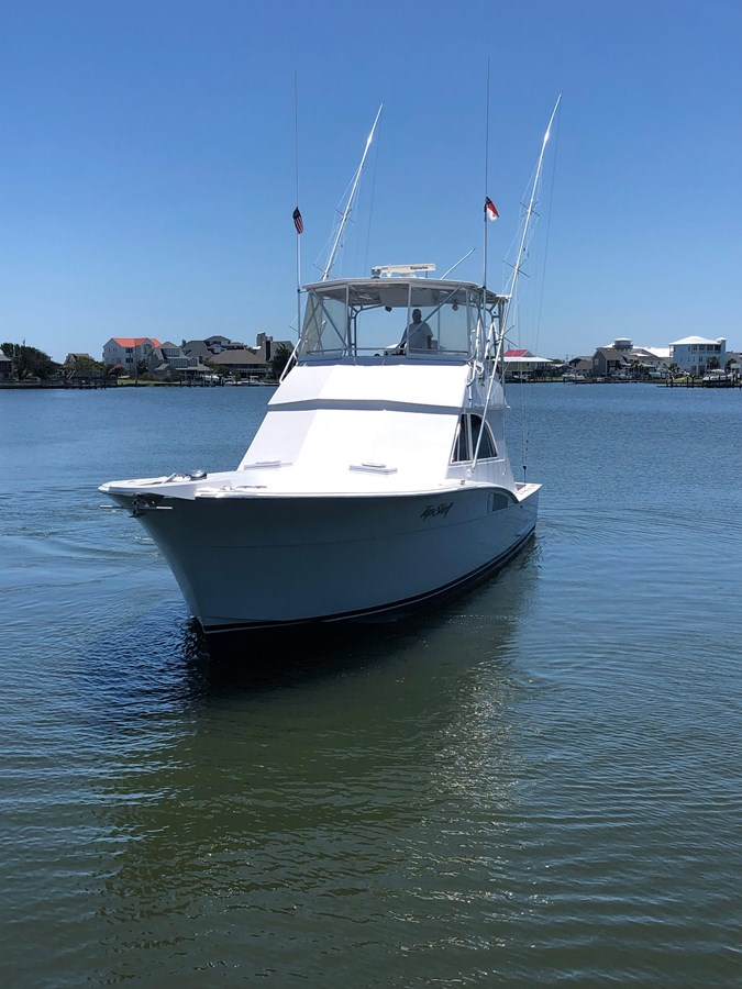 13 - 46 HATTERAS For Sale