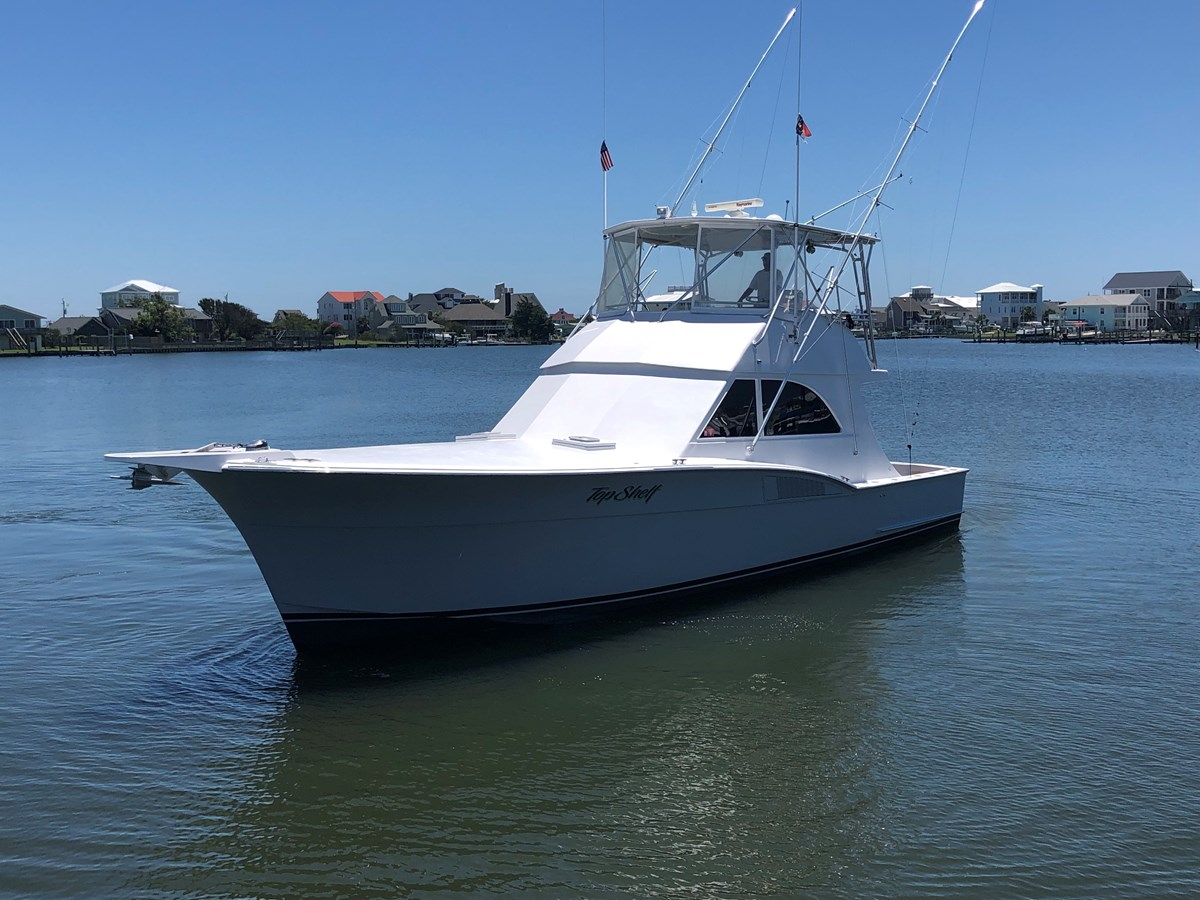 14 - 46 HATTERAS For Sale
