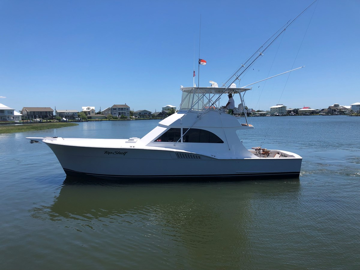 16 - 46 HATTERAS For Sale