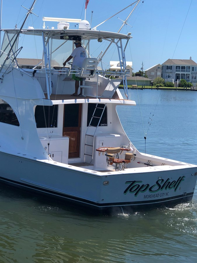 18 - 46 HATTERAS For Sale