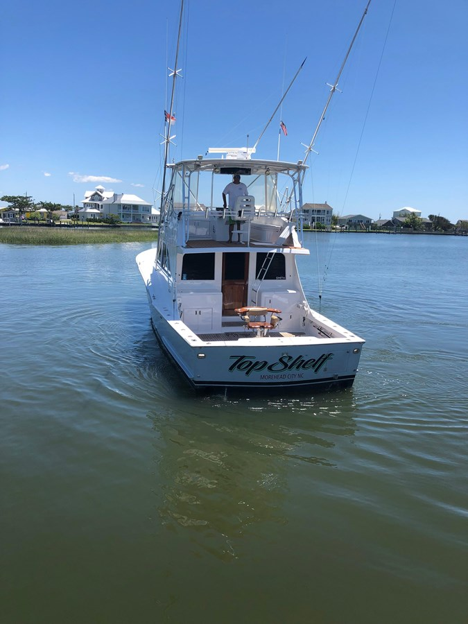19 - 46 HATTERAS For Sale