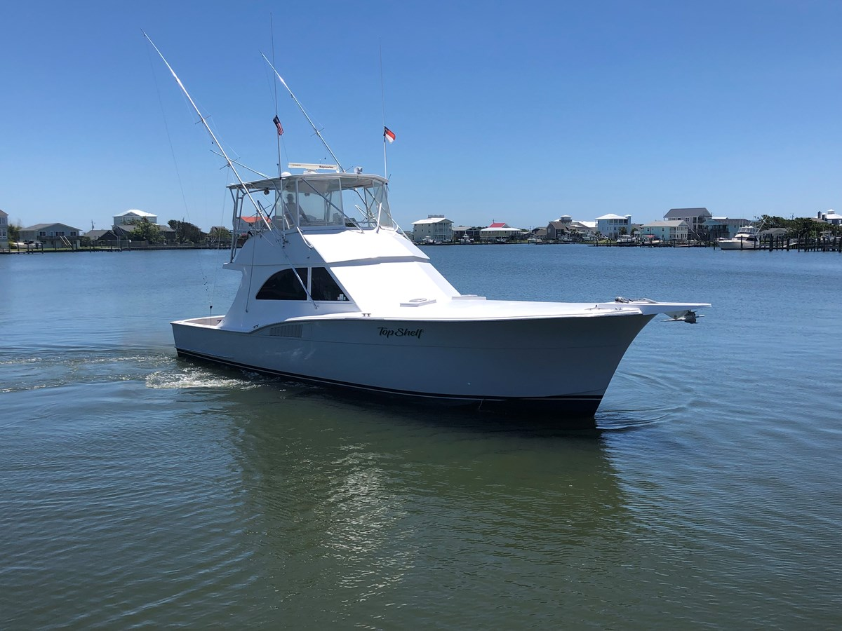 21 - 46 HATTERAS For Sale