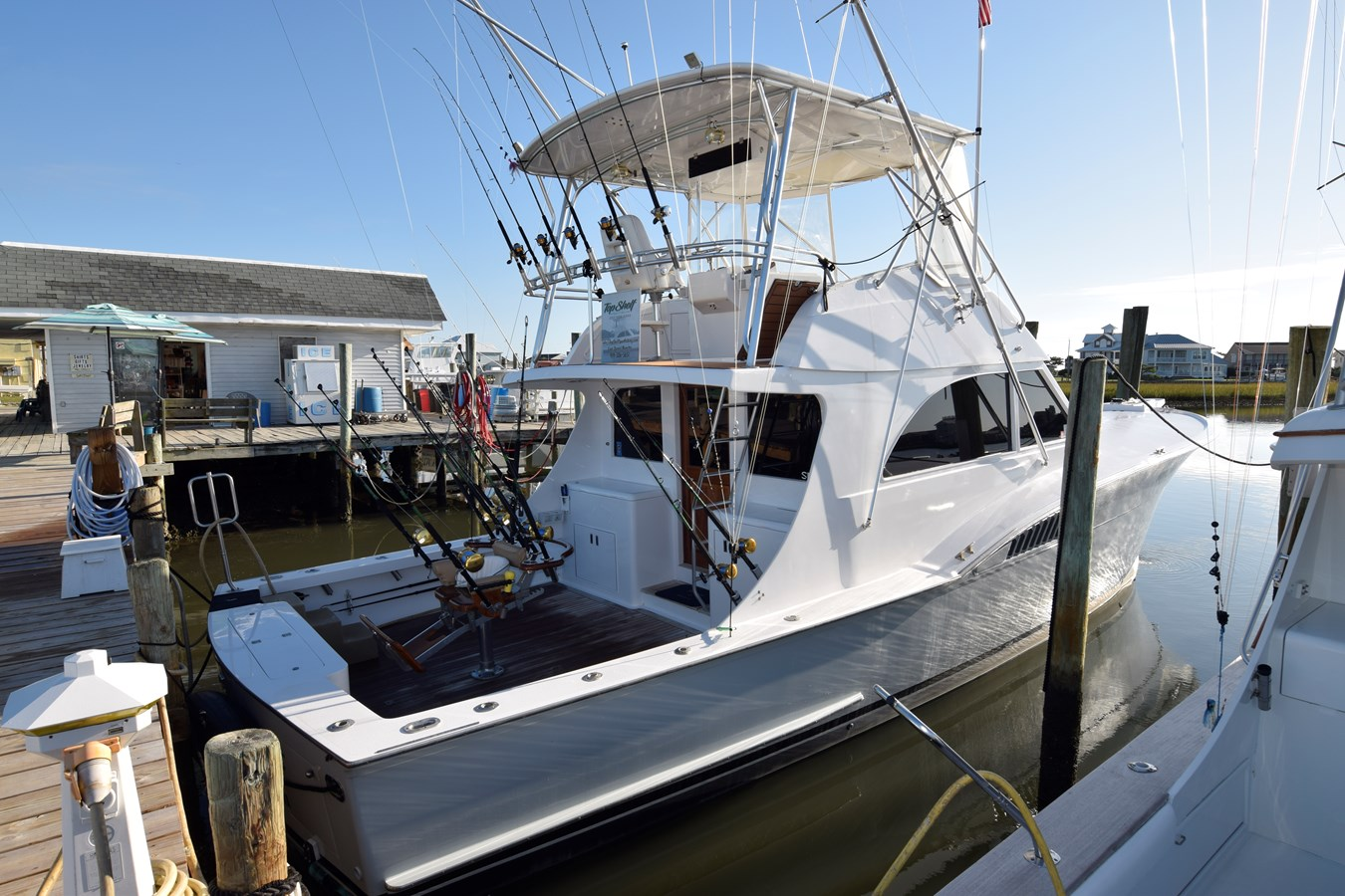 22 - 46 HATTERAS For Sale