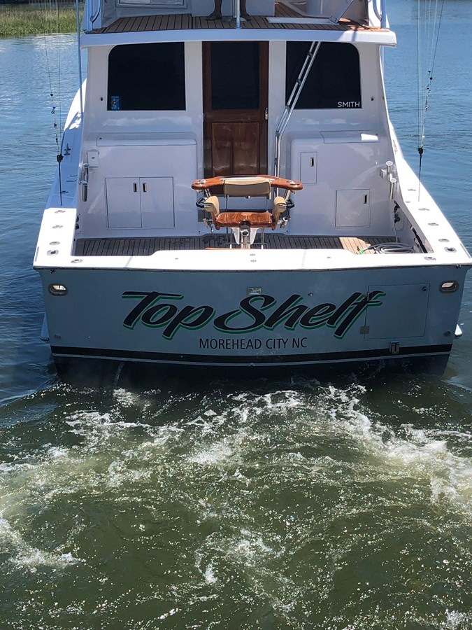 23 - 46 HATTERAS For Sale