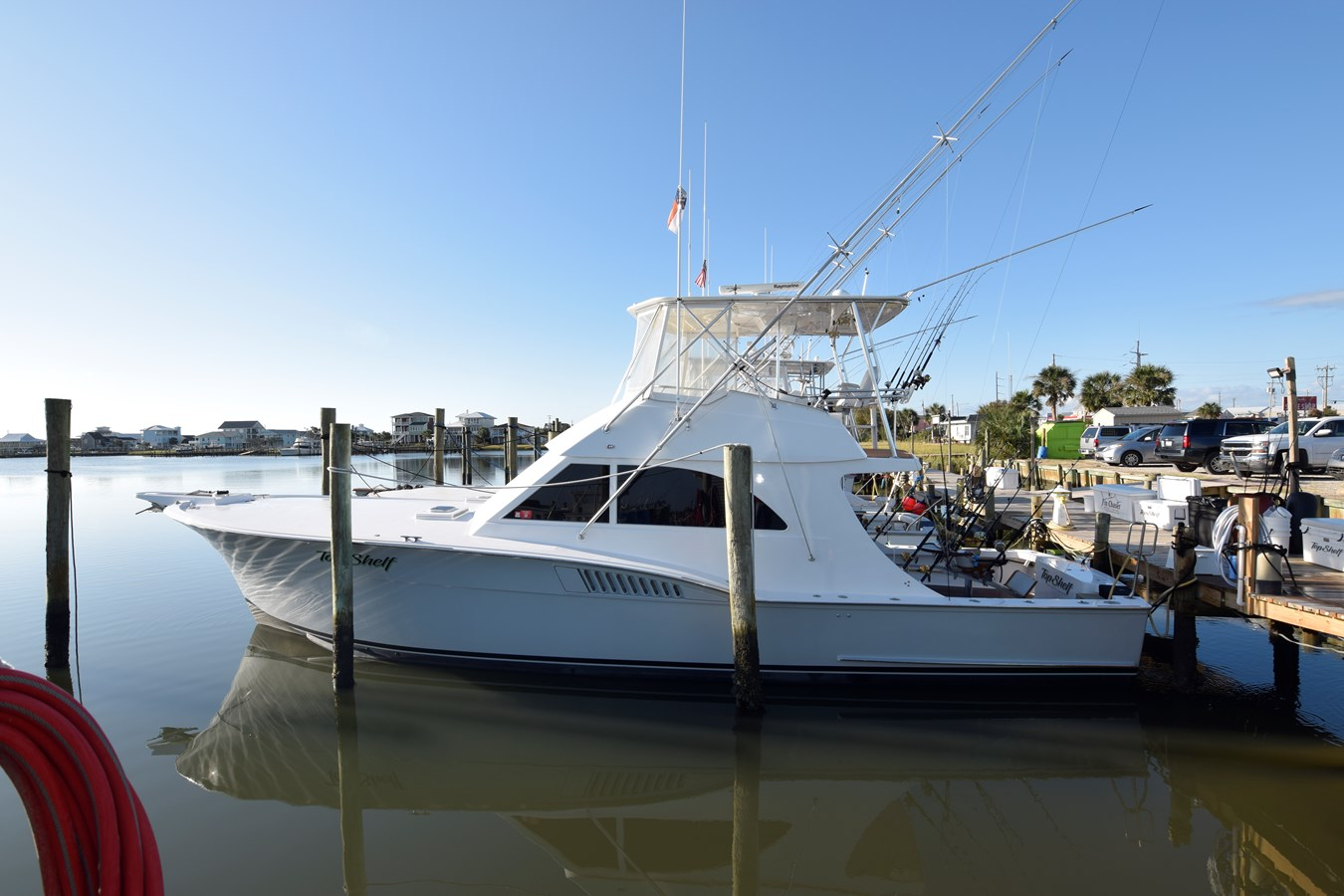 24 - 46 HATTERAS For Sale
