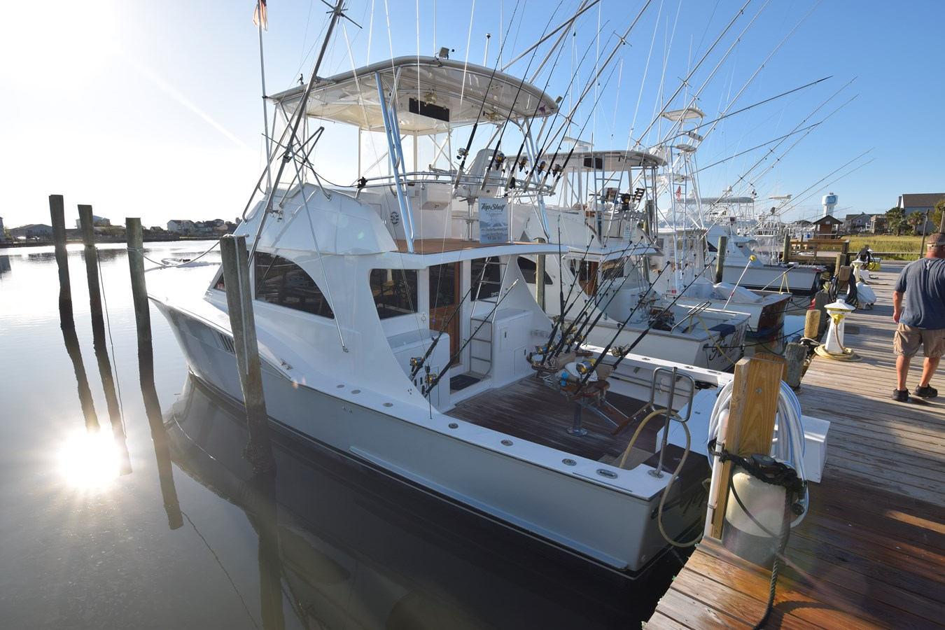 26 - 46 HATTERAS For Sale