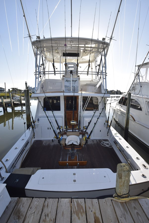 27 - 46 HATTERAS For Sale