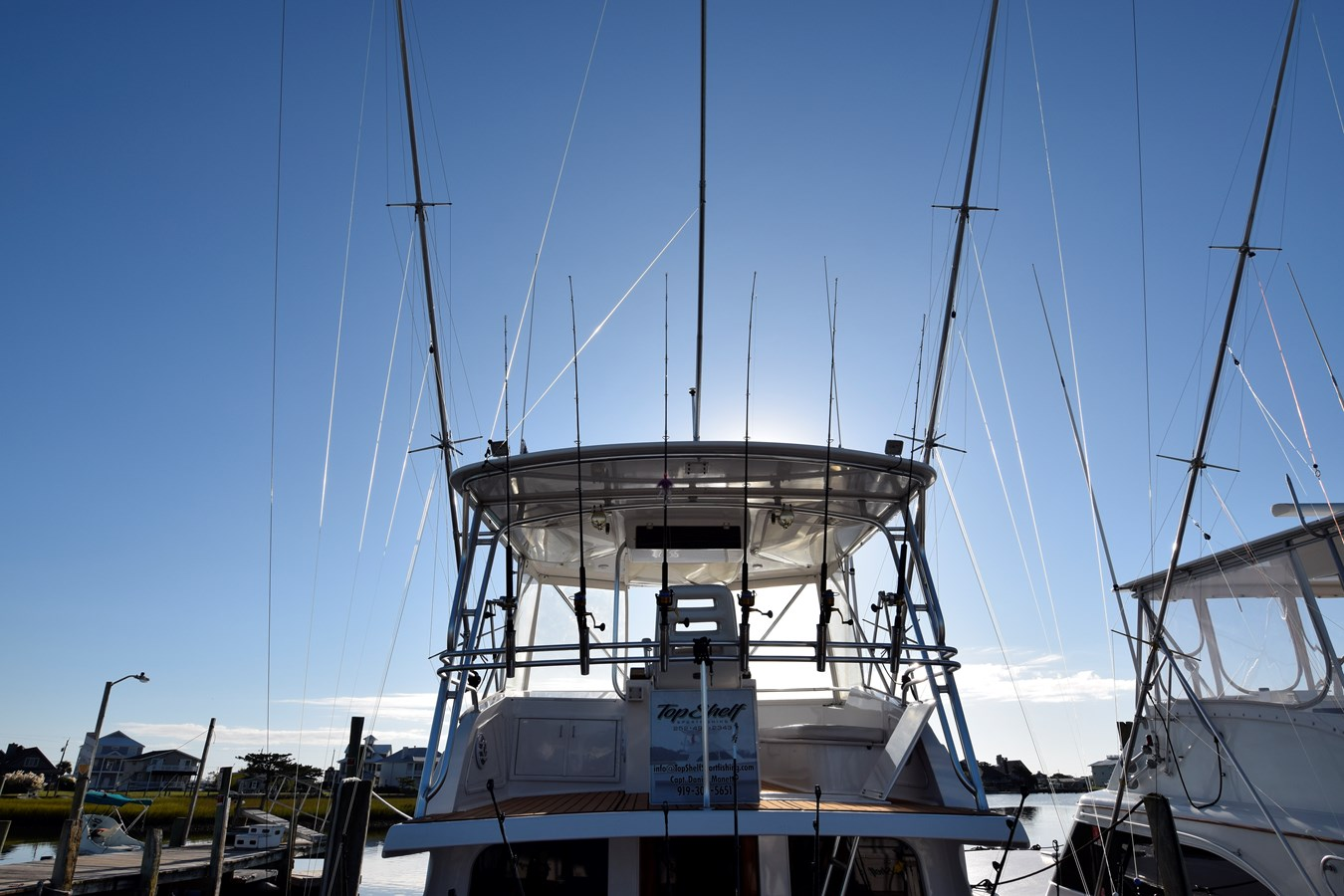 28 - 46 HATTERAS For Sale