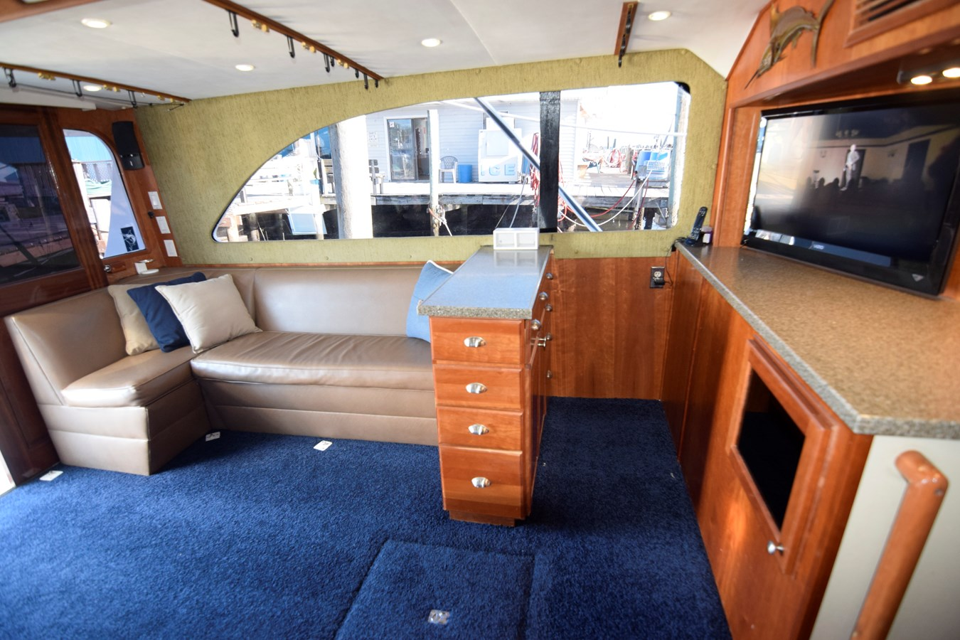 38 - 46 HATTERAS For Sale