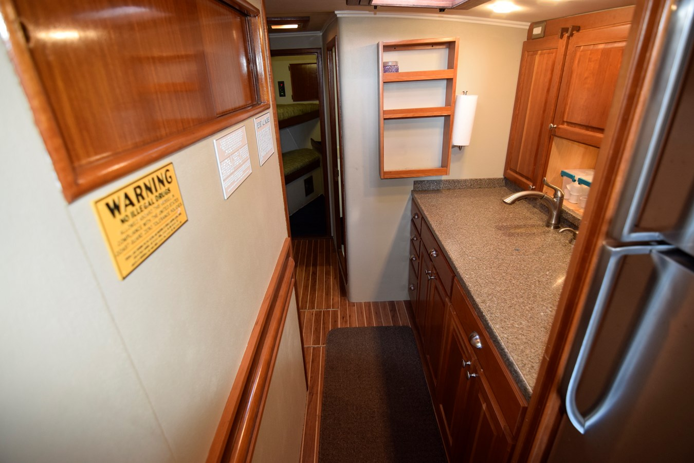 45 - 46 HATTERAS For Sale