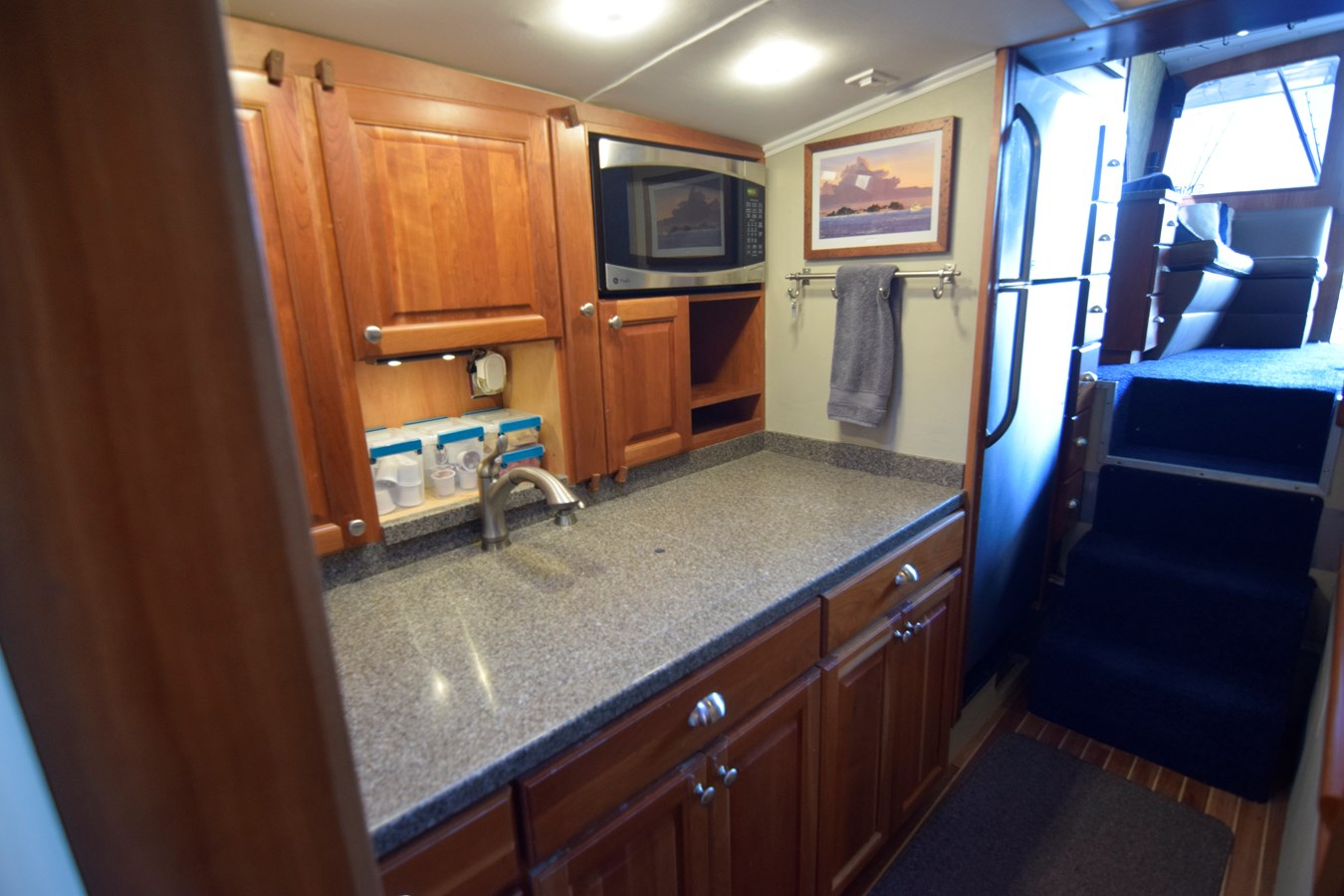 59 - 46 HATTERAS For Sale