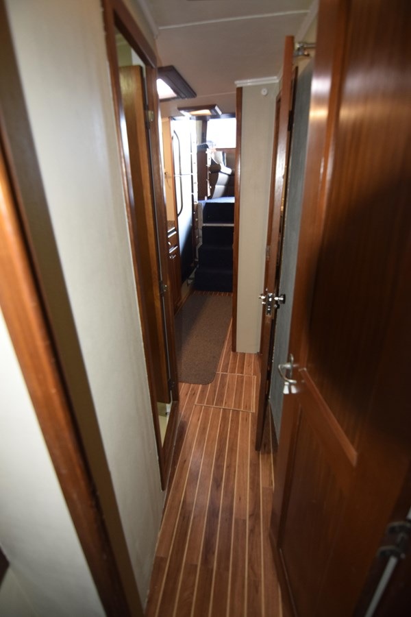 60 - 46 HATTERAS For Sale