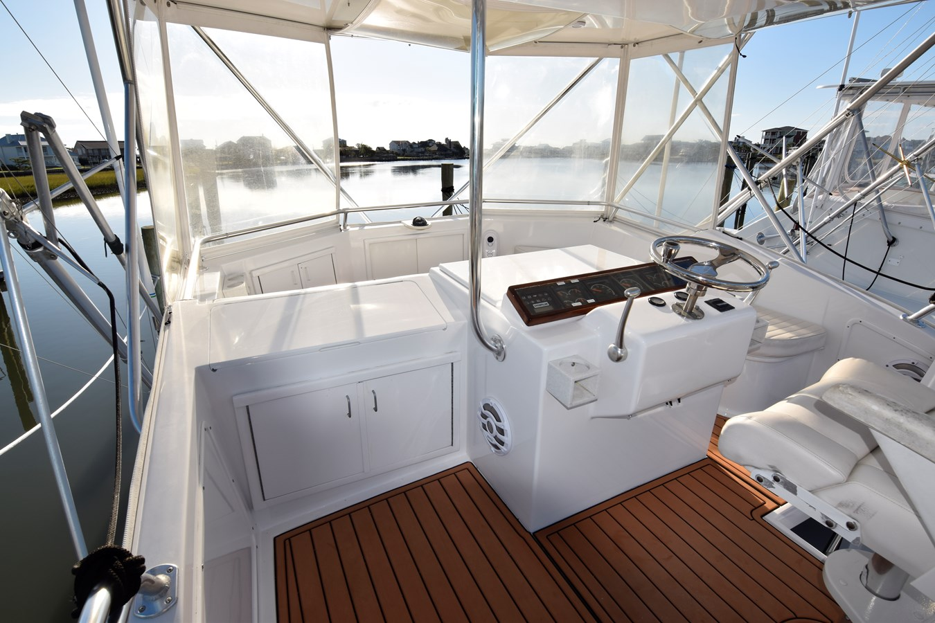 84 - 46 HATTERAS For Sale