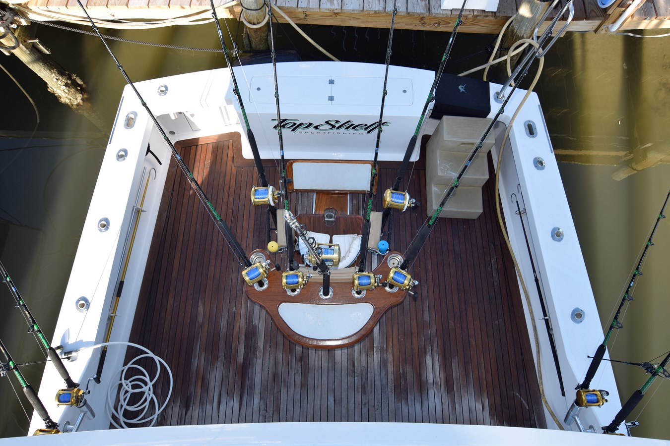 87 - 46 HATTERAS For Sale