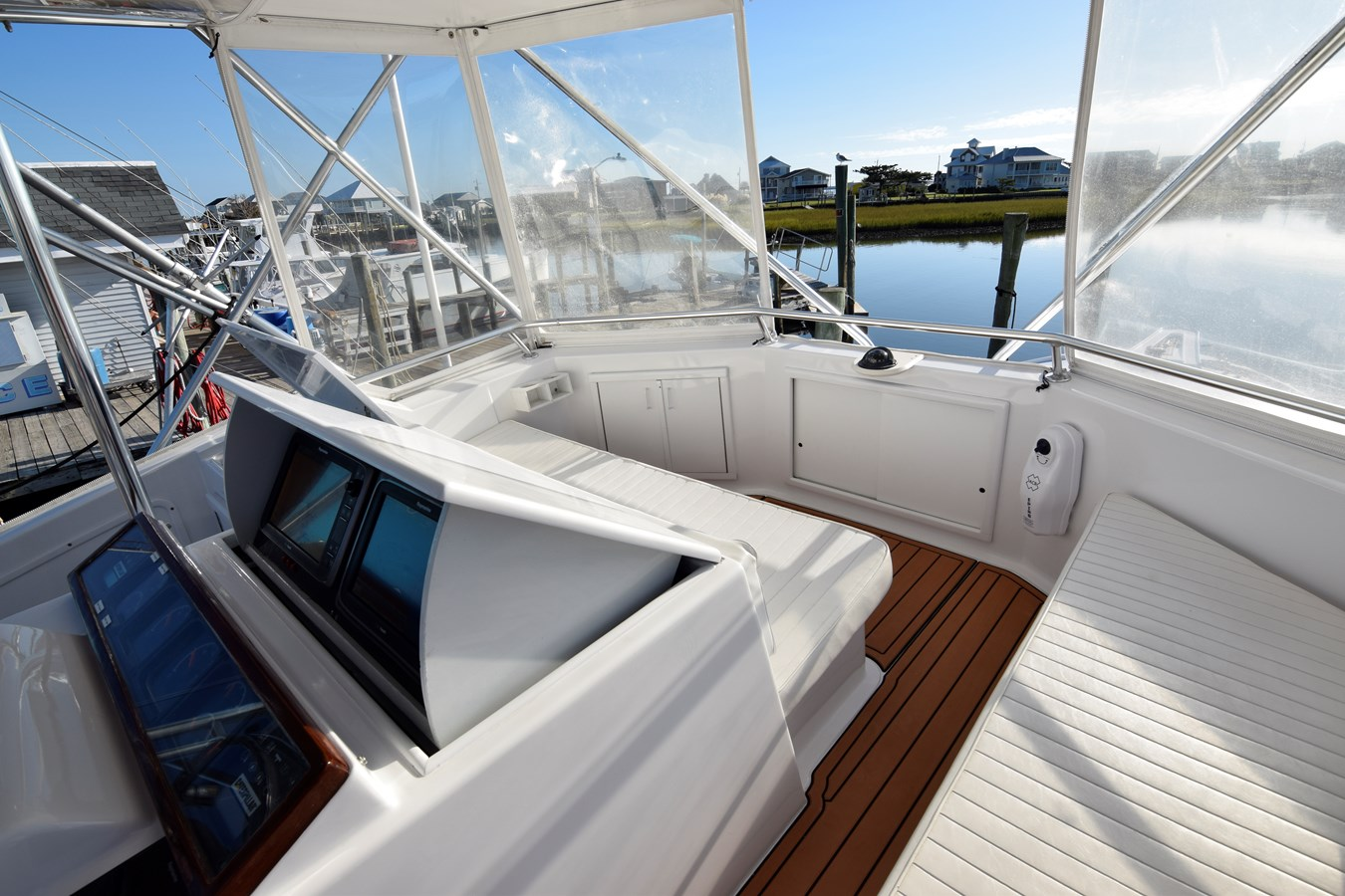 93 - 46 HATTERAS For Sale