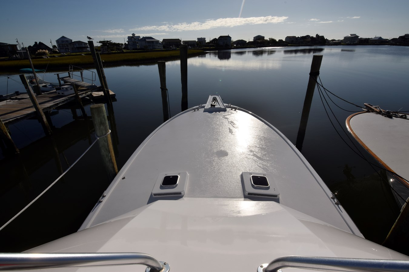 94 - 46 HATTERAS For Sale