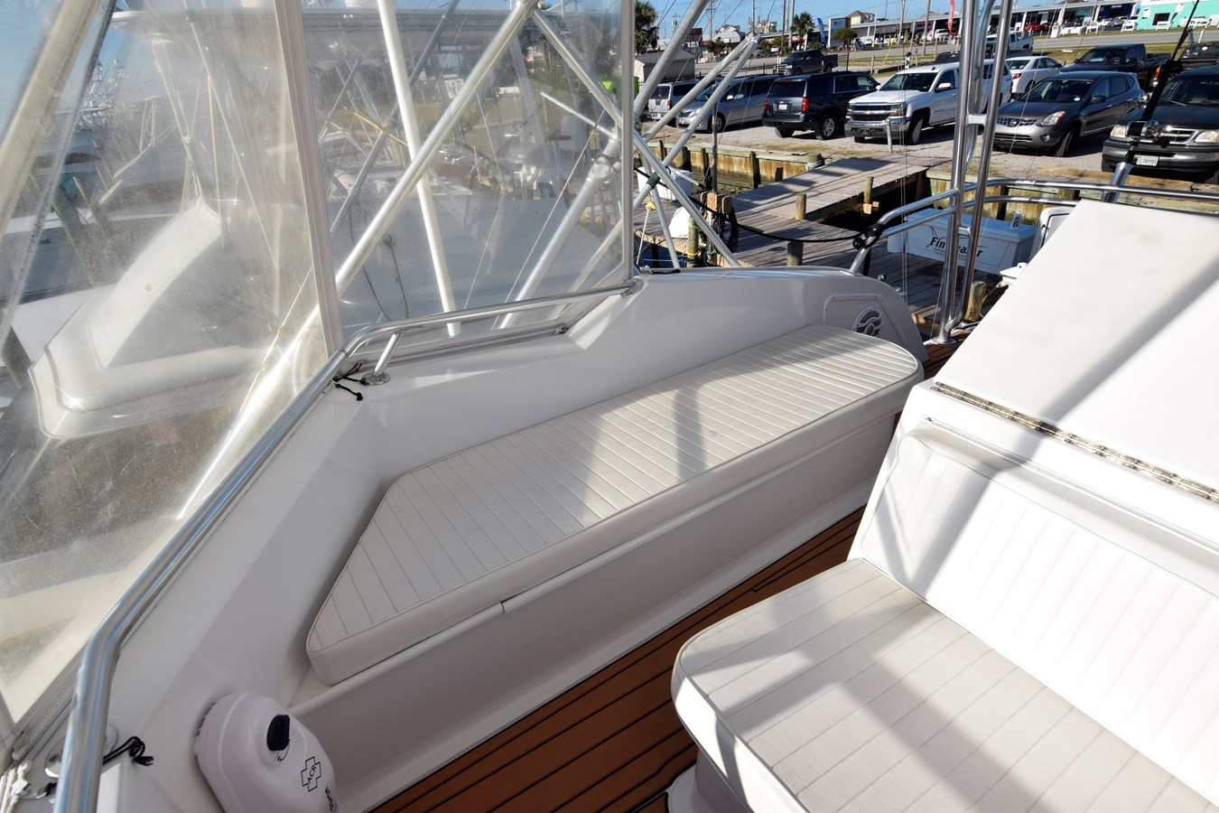 96 - 46 HATTERAS For Sale