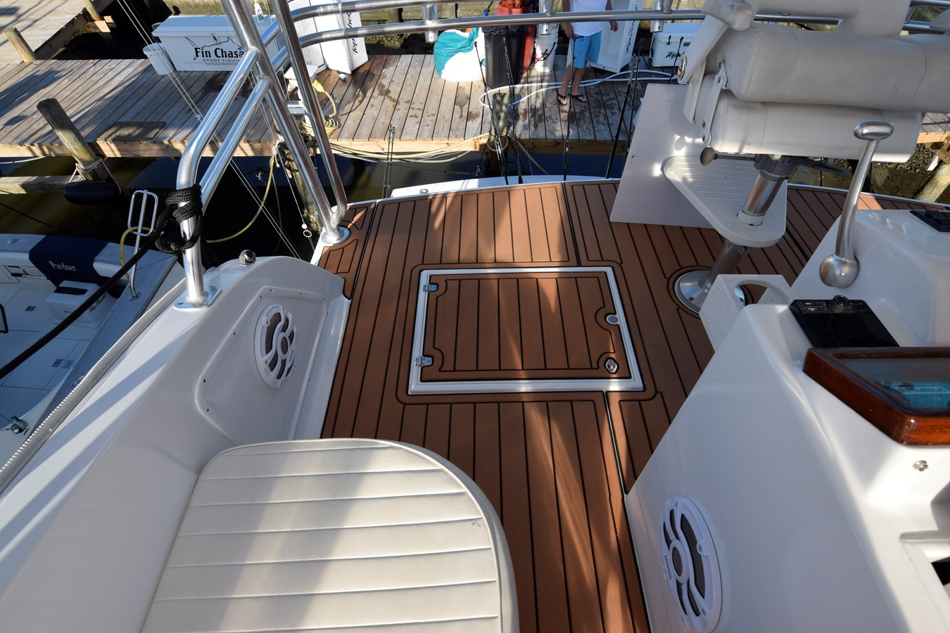 97 - 46 HATTERAS For Sale