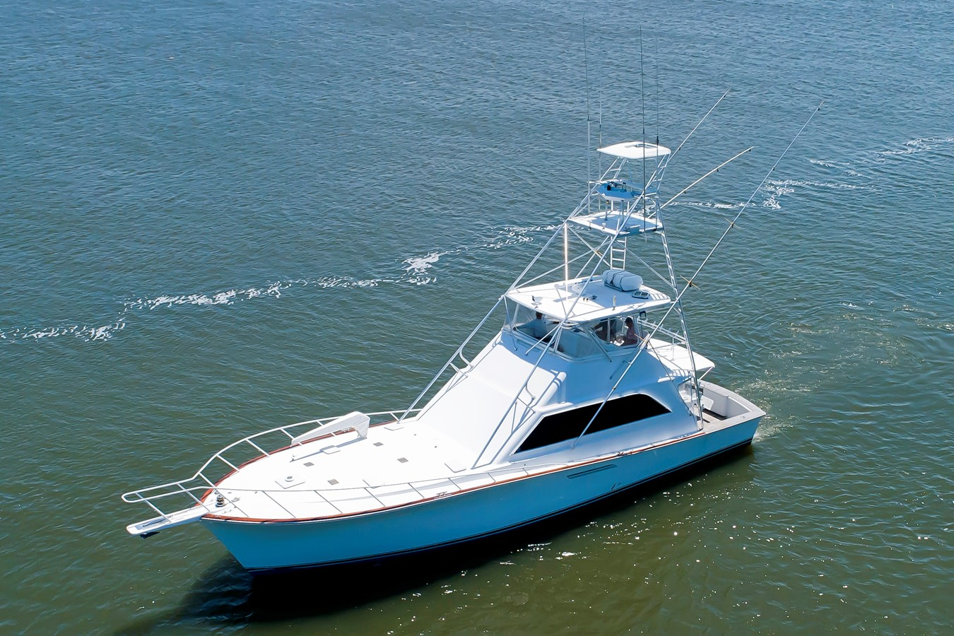 55 Ocean Yachts For Sale