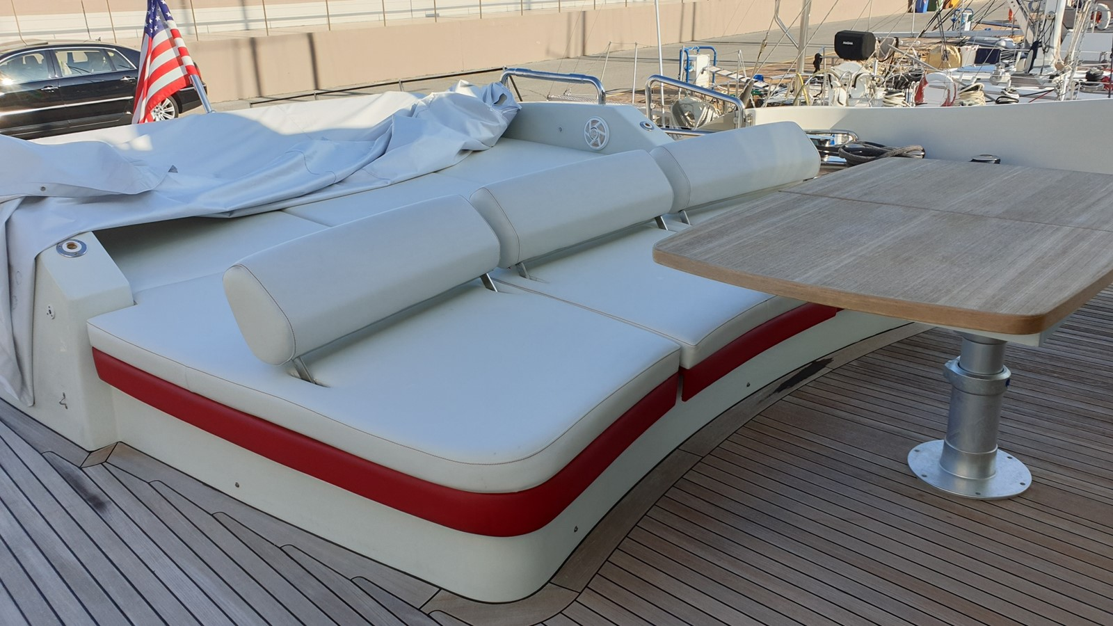 MR LEO yacht for sale