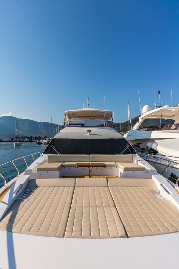 Bow 2016 AZIMUT 80 Motor Yacht 2668162