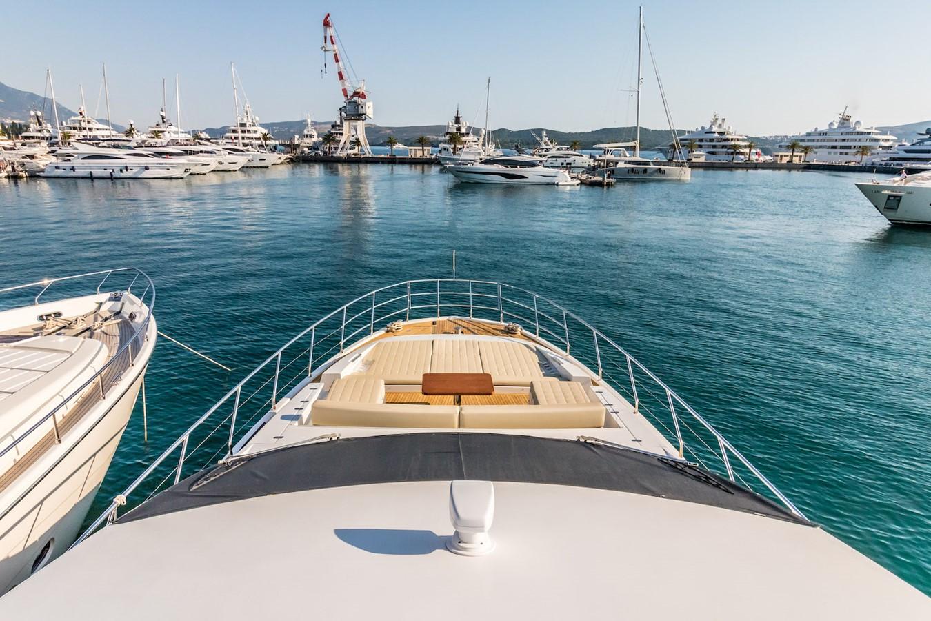 Bow 2016 AZIMUT 80 Motor Yacht 2668163