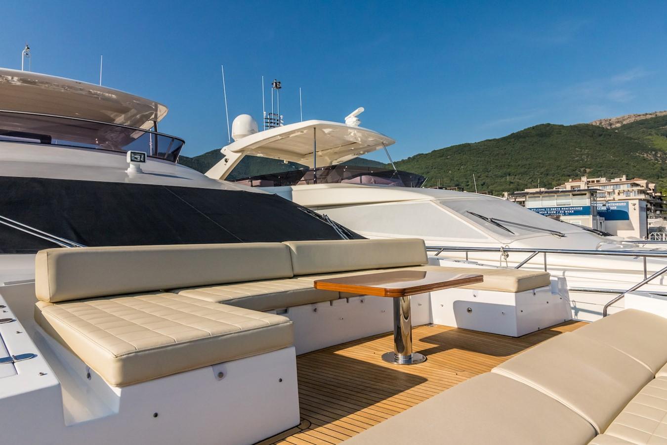 Bow 2016 AZIMUT 80 Motor Yacht 2668165