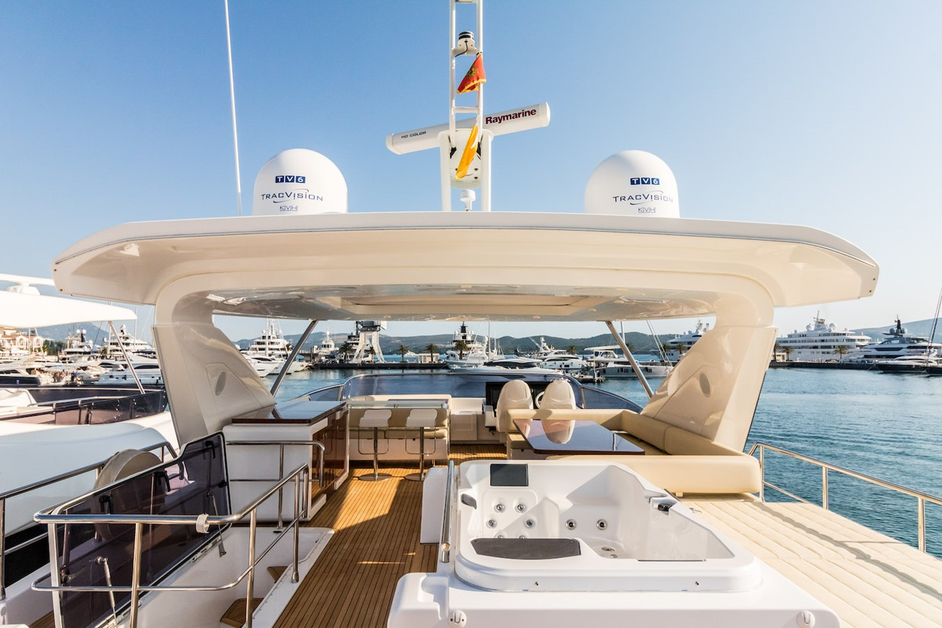 Flybridge 2016 AZIMUT 80 Motor Yacht 2668166