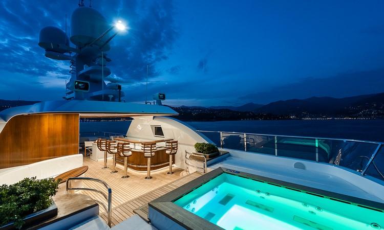 147' Sunrise 2014/2019 Jacuzzi  2014 SUNRISE Tri Deck Motor Yacht  Motor Yacht 2673740