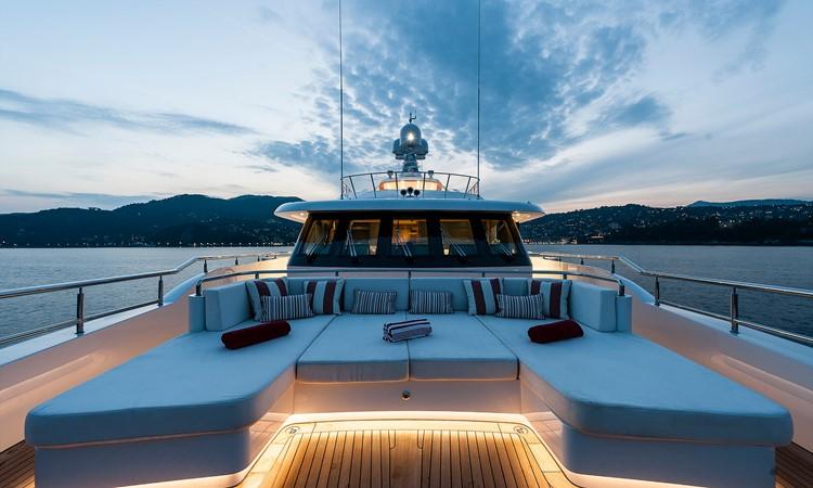 147' Sunrise 2014/2019 Bow Seating  2014 SUNRISE Tri Deck Motor Yacht  Motor Yacht 2673744