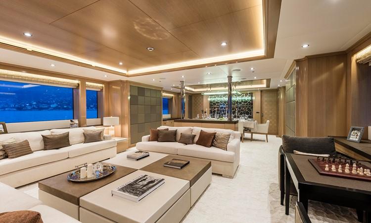 147' Sunrise 2014/2019 Main Salon  2014 SUNRISE Tri Deck Motor Yacht  Motor Yacht 2673745
