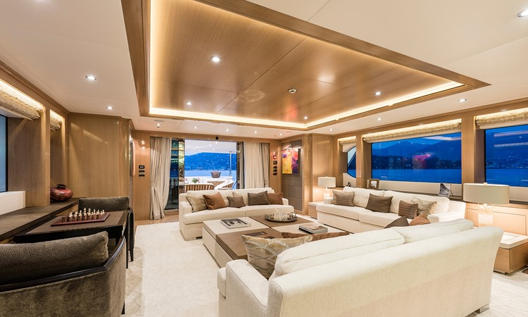 147' Sunrise 2014/2019 Main Salon  2014 SUNRISE Tri Deck Motor Yacht  Motor Yacht 2673746