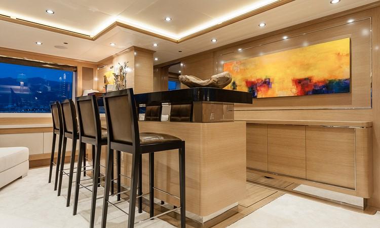 147' Sunrise 2014/2019 Sky Lounge Cocktail Bar  2014 SUNRISE Tri Deck Motor Yacht  Motor Yacht 2673752