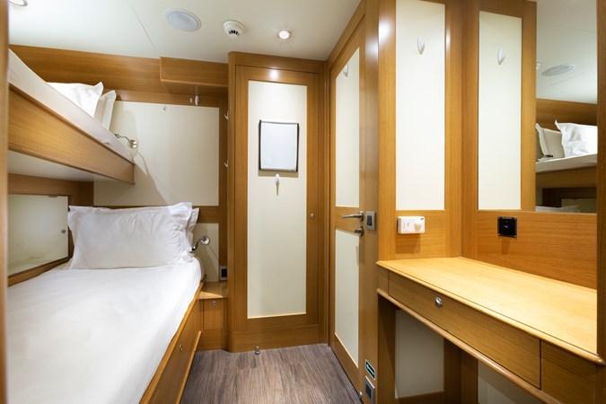 147' Sunrise 2014/2019 Crew Cabin  2014 SUNRISE Tri Deck Motor Yacht  Motor Yacht 2692501