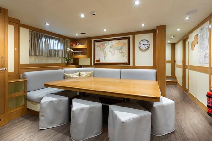 147' Sunrise 2014/2019 Crew Mess  2014 SUNRISE Tri Deck Motor Yacht  Motor Yacht 2692502