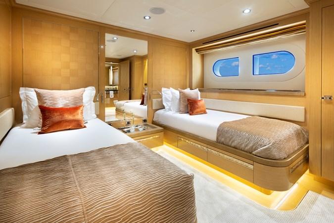 147' Sunrise 2014/2019 Guest Twin  2014 SUNRISE Tri Deck Motor Yacht  Motor Yacht 2692505