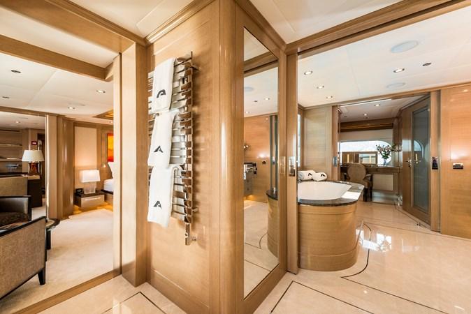 147' Sunrise 2014/2019 Master Bathroom 2014 SUNRISE Tri Deck Motor Yacht  Motor Yacht 2692513