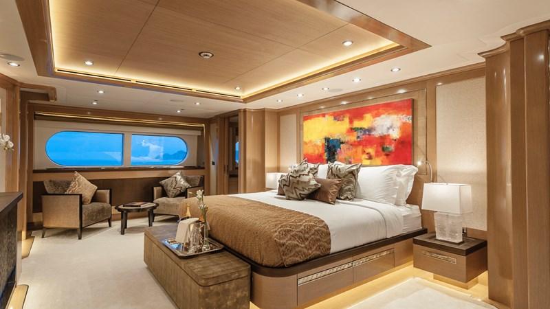 147' Sunrise 2014/2019 Master Stateroom 2014 SUNRISE Tri Deck Motor Yacht  Motor Yacht 2692539